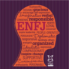 enfj paper Running head understanding enfj s understanding enfj s henry johnson bethel college according to the jung s personality profile, my personality type is.