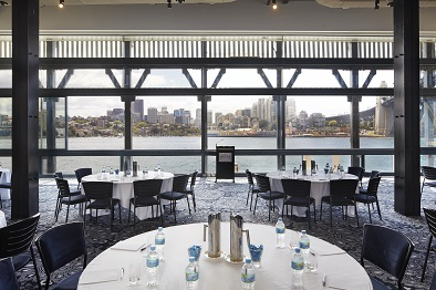 Pier One Sydney Harbour - inside view