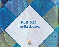 MBTI Step I Feedback Cards