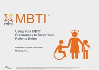 Better Communication in Healthcare: MBTI Workshop Facilitation Pack