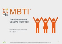 Team Development: MBTI Workshop Facilitation Pack