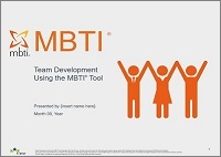 New MBTI Workshop Facilitation Kits